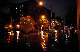 NYC could be underwater in decades according to new climate change report