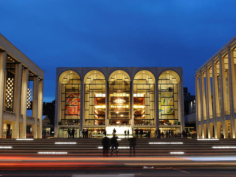 Alternative: Lincoln Center for the Performing Arts