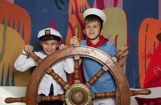School holidays at the National Maritime Museum