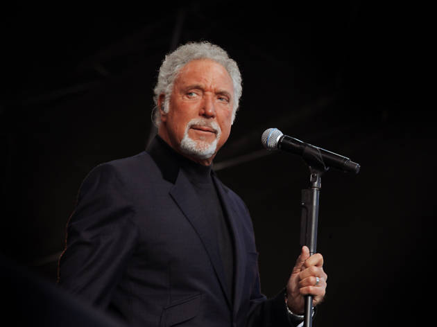 '70s pop legend Tom Jones comes to Korea
