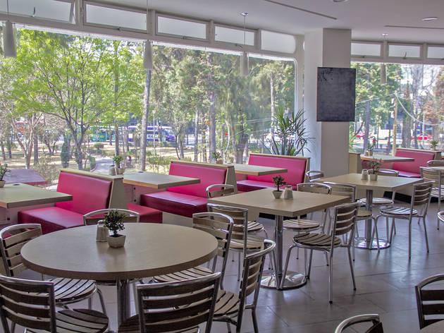 Cafetería (Foto: Sam Rivas)