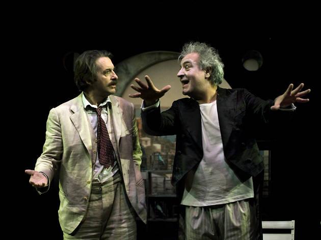 A teatro con Eduardo