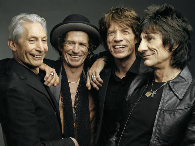 The Rolling Stones, 2016