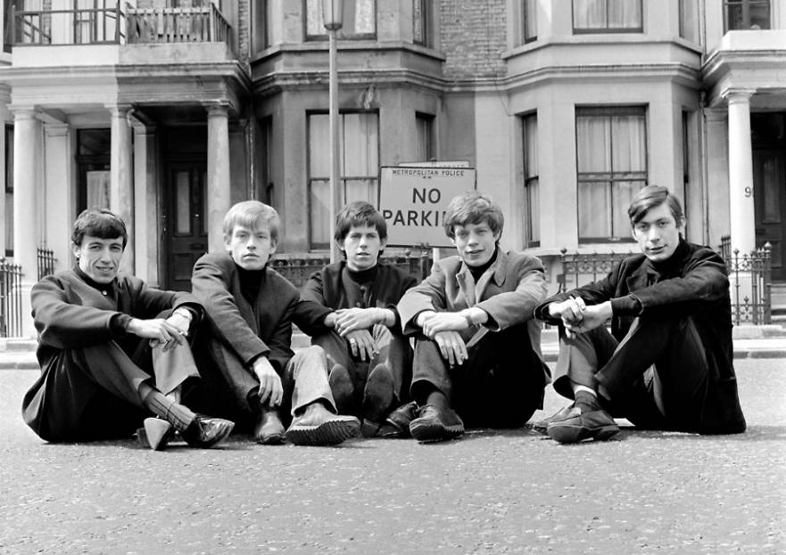 Rolling Stones interview, Exhibitionism