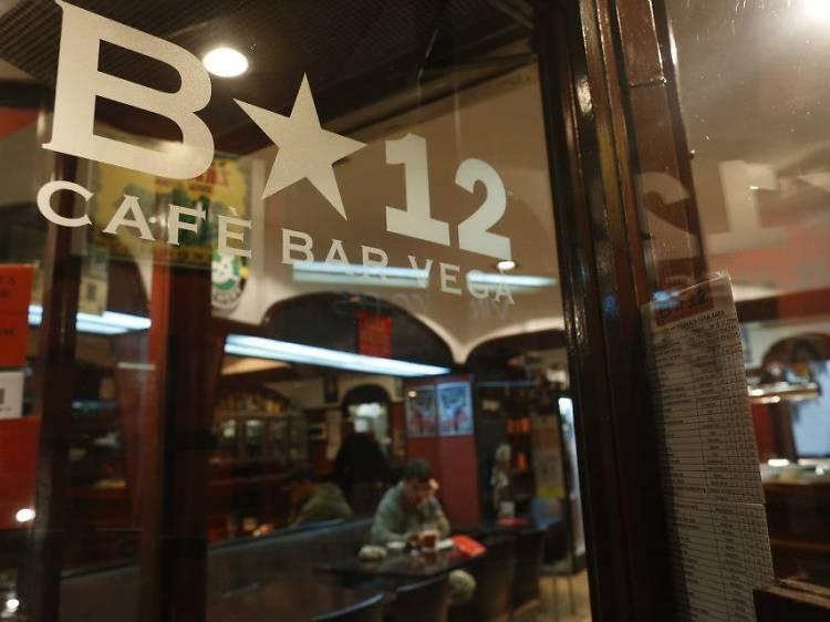 Restaurant B-12