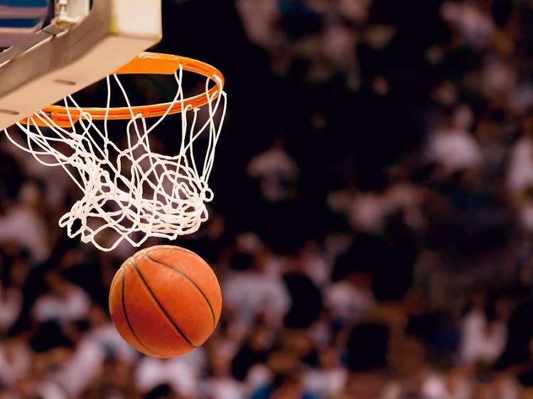 Un equip de bàsquet ACB