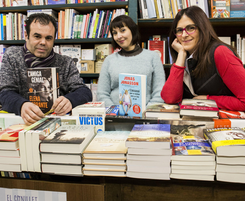 Llibreters de la Geli
