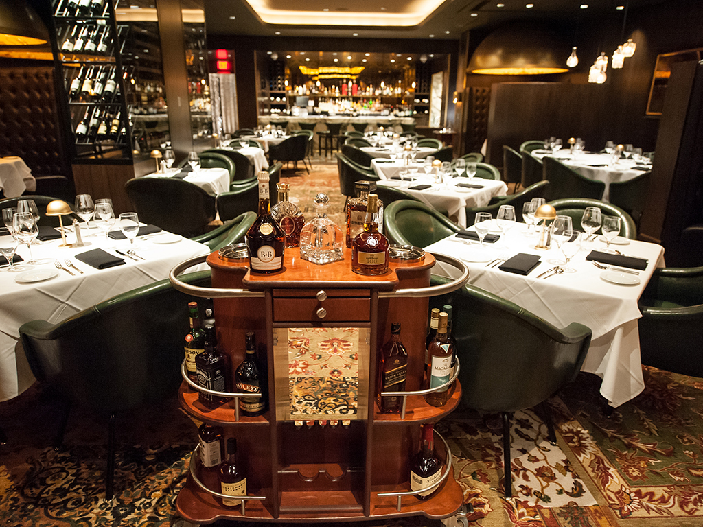 Joe Vicari's Andiamo Italian Steakhouse
