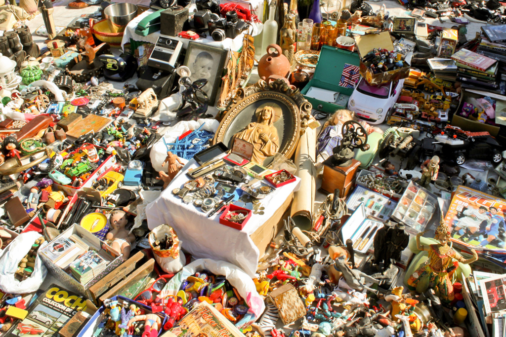 Best Flea Markets In Nj For Vintage Clothes Antiques And