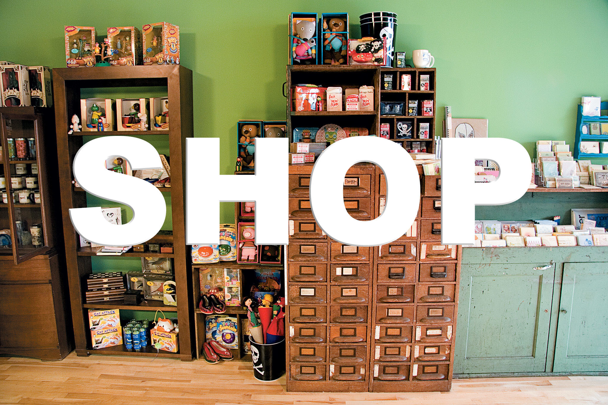 The best shops in Humboldt Park