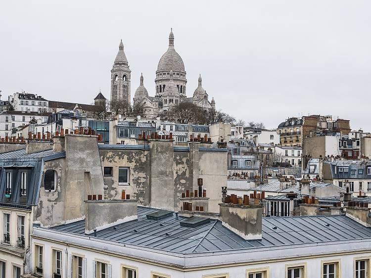 Nos 10 hôtels préférés à Montmartre