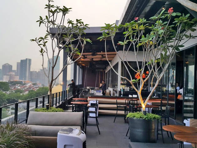 Rooftop bars in KL