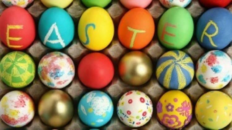 Easter brunch at Latitude