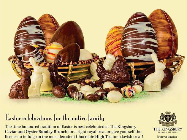 Easter celebrations at The Kingsbury