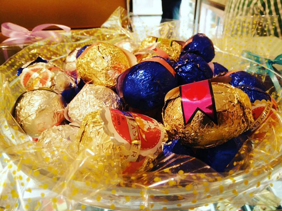 Easter special at Hilton Colombo