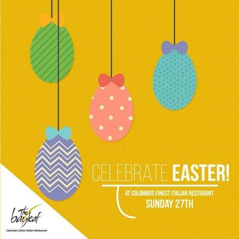 Easter at Bayleaf
