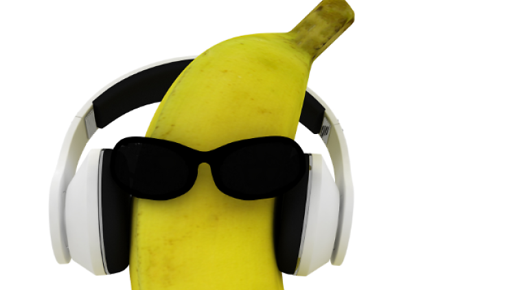 banane musique