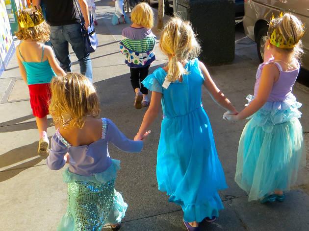 The Little Mermaid Sing Along
