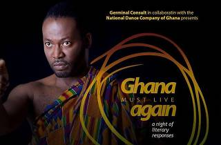 Ghana Must Live Again,National Theatre,Accra/Gha
