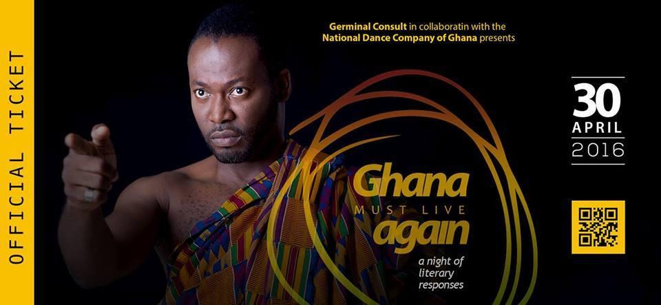 Ghana Must Live Again