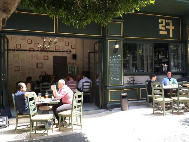 27 Café Pub