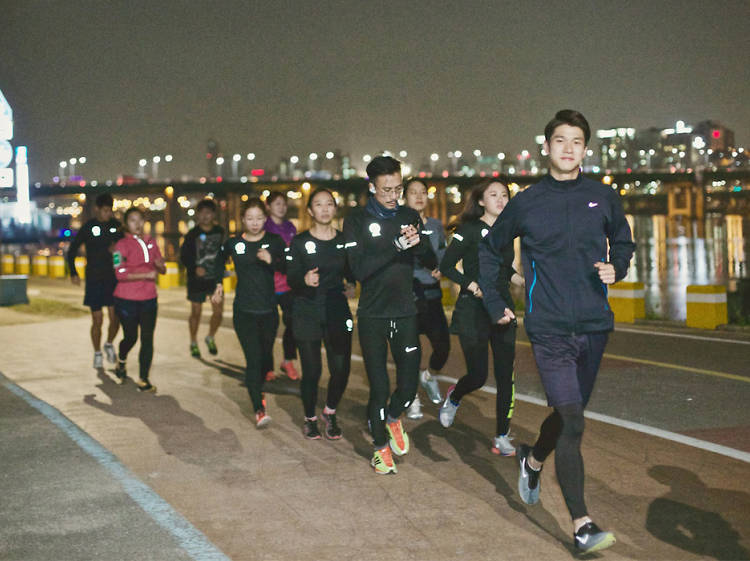 SRC Seoul : 여의도 한강공원