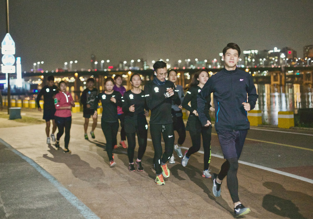 SRC Seoul : Yeouido Hangang park