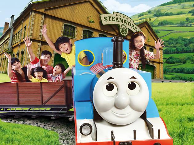 Thomas Town 'Mini and Mighty' Malaysia Tour