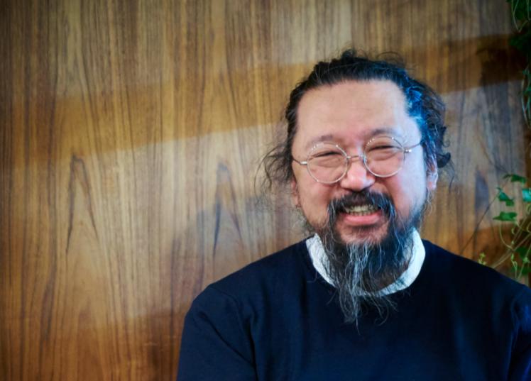 インタビュー:村上隆