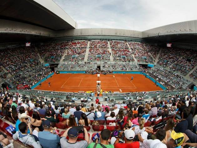 Mutua Madrid Open Tenis 2016