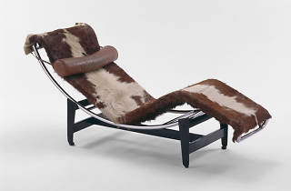 """Le Corbusier, Pierre Jeanneret and Charlotte Perriand. """"Chaise Lounge,"""" designed 1928."""