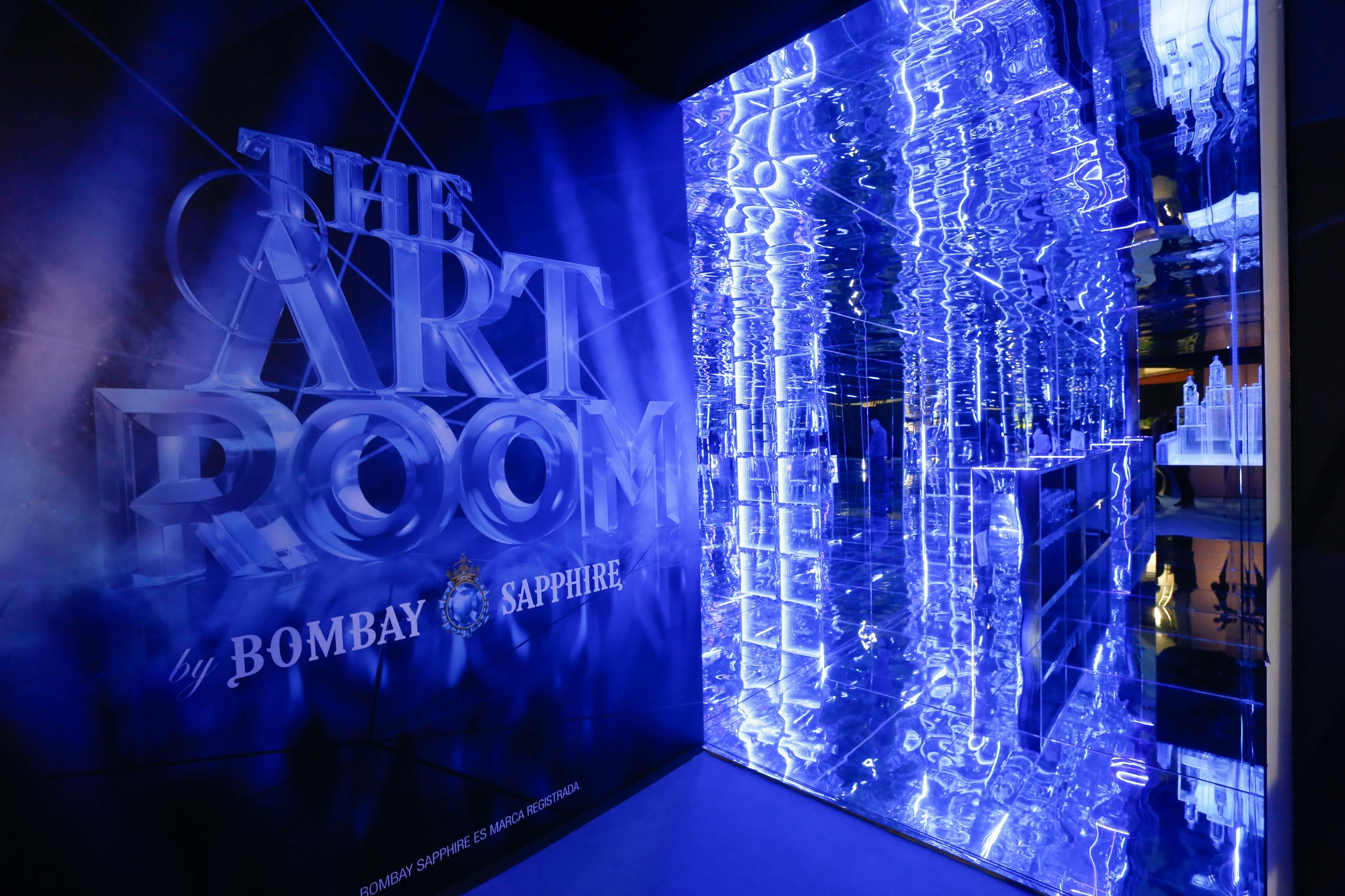 The Art of the Room by Bombay Saphire