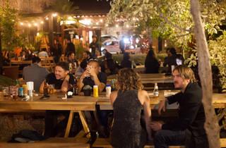 Jard n chapultepec for Bar restaurante el jardin zamora