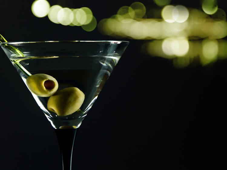 """""""Make mine a martini!"""""""