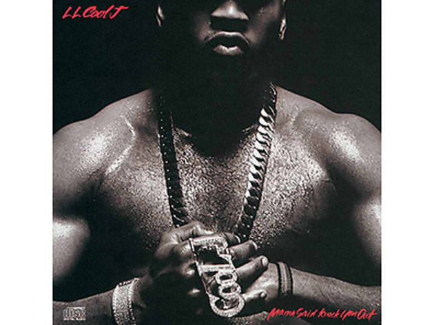 "LL Cool J, ""Mama Said Knock You Out"""