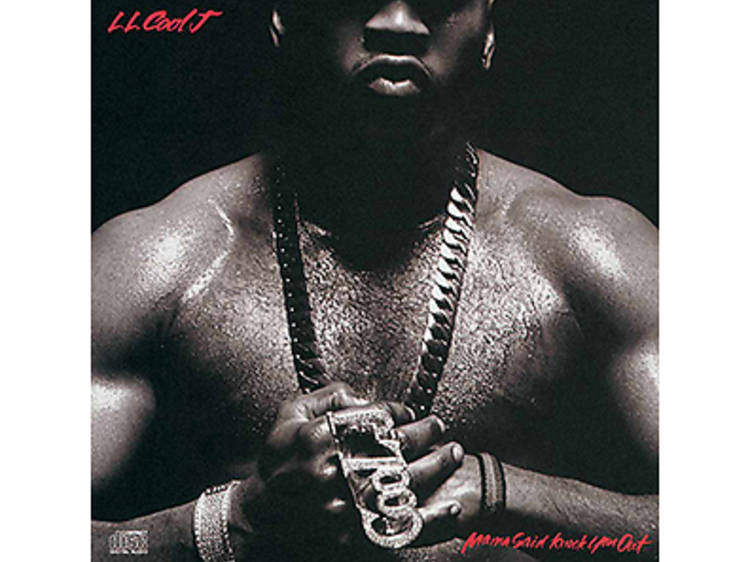 "LL Cool J, ""Mama Said Knock You Out"""