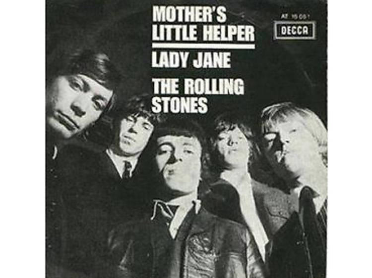 "Rolling Stones, ""Mother's Little Helper"""