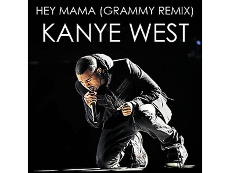 """Kanye West, """"Hey Mama"""""""