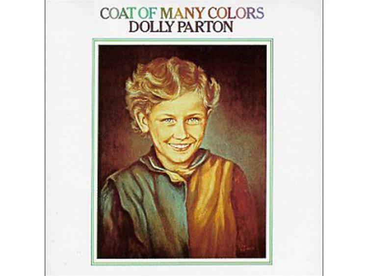 """Dolly Parton, """"Coat of Many Colors"""""""