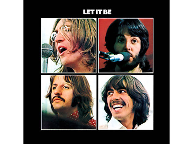 "The Beatles, ""Let It Be"""