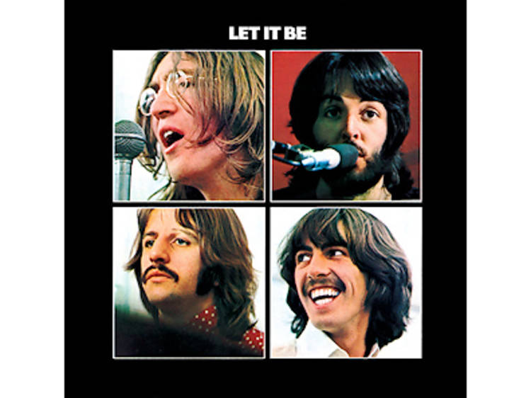"""The Beatles, """"Let It Be"""""""