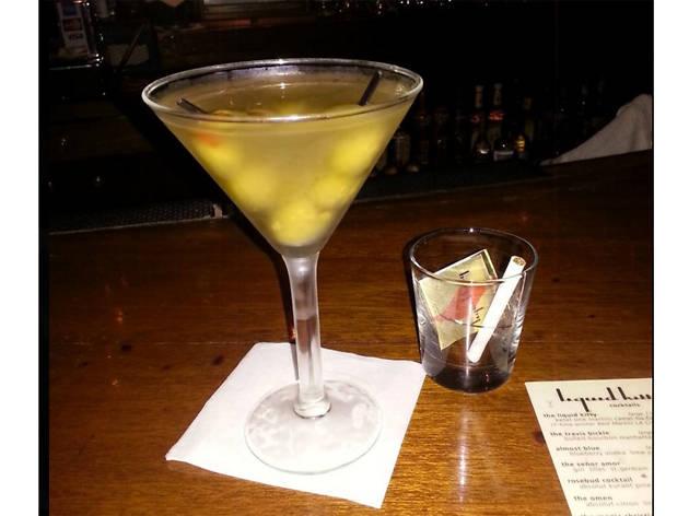 Martini at Liquid Kitty