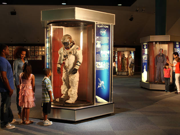 (Photograph: Courtesy Space Center Houston)