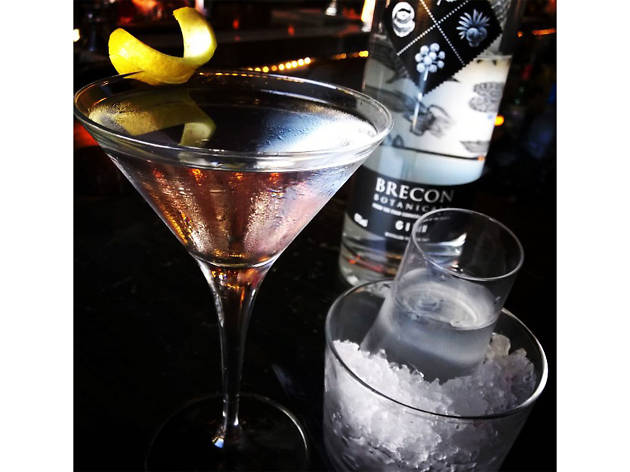 Flintridge Proper martini