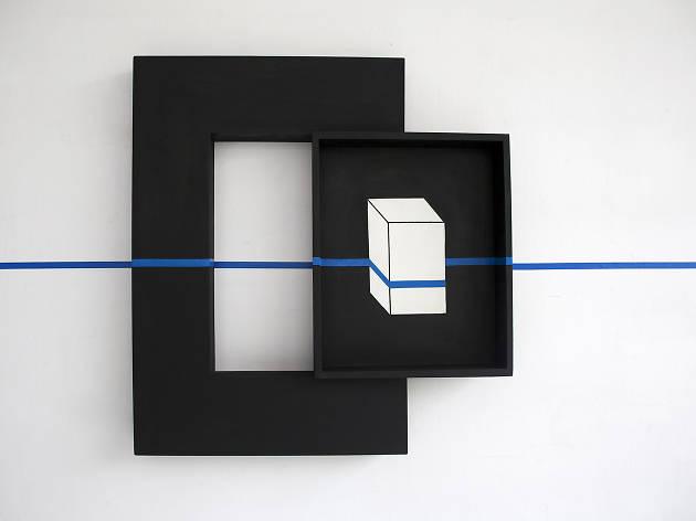"""Edward Krasinski, """"Interwencja (Intervention),"""" 1983."""
