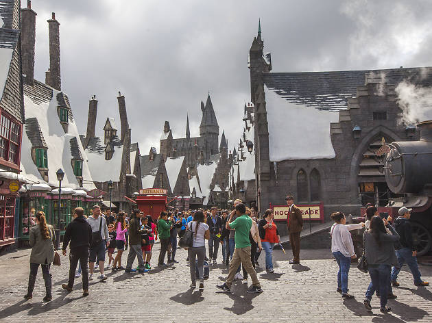 The 7 most magical moments at the Wizarding World of Harry Potter