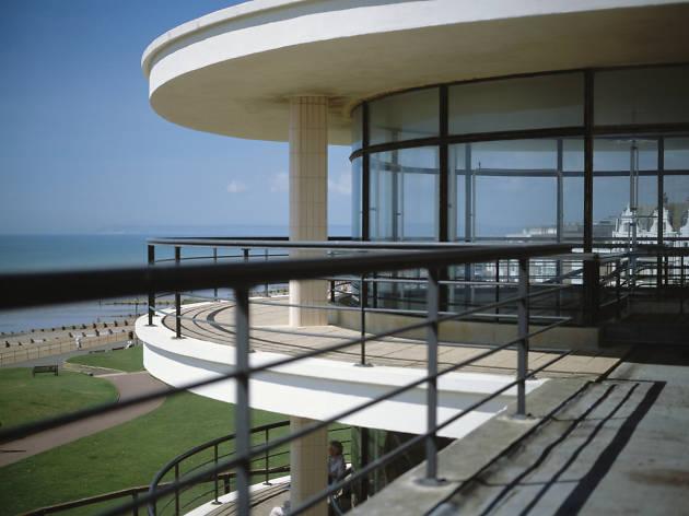 Architecture-on-sea