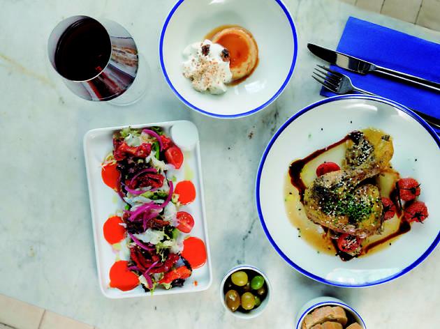 15 menús de mediodía espectaculares