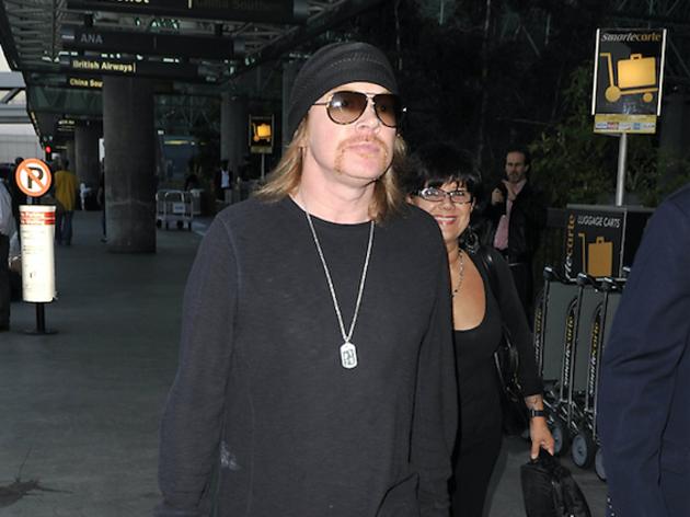 Axl Rose, possible nou cantant d'AC/DC