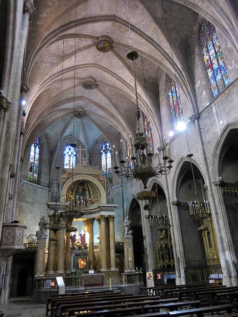 Basílica dels Sants Just i Pastor